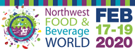 Northwest Food & Beverage World logo